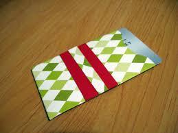 how to make gift cards gift card make something mondays