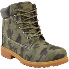 womens boots for walking womens combat army boots grip hiking walking lace