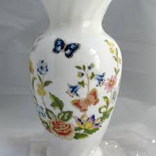 Aynsley China Cottage Garden Vase Shop Aynsley Bone China On Wanelo