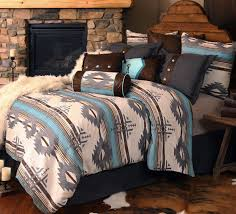 the home decorating company coupons southwestern bedding at it u0027s finest is shown in our dakota blue