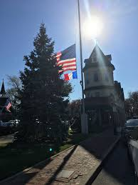 The France Flag Amityville Is In Solidarity With France Village Of Amityville