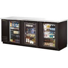amazon com true tbb 4g ld back bar cooler 33 degree f to 38