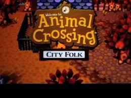 animal crossing city folk wii review