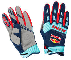 kini motocross gear kini red bull competition gloves blue authorized site ktm kini red