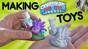 making skylanders trap team toys timelapse 3d printing u0026 quick