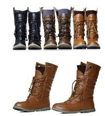 womens size 12 motorcycle boots aliexpress com buy big size 3 5 12 combat motorcycle