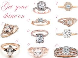 tiffany flower rings images Tiffany enchant flower ring peach of mind png