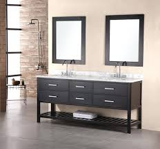 Traditional Bathroom Vanity Units by Vanities Burlington Sand 1300mm Double Vanity Unit With Drawers