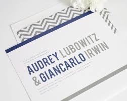Silver Wedding Invitations Modern Navy And Silver Wedding Invitations U2013 Wedding Invitations