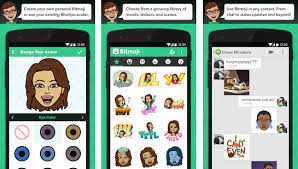 snapchat for android how to get snapchat s bitmoji on android home screen social