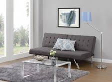 contemporary futon sofa bed sofa beds ebay
