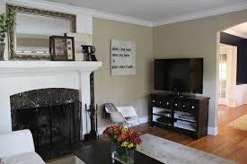 living room wall decor ideas above tv sofa set mitsubishi