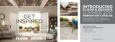 2017 summer catalog floor decor create and add