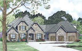 French Country Home Plans by French Country Home Plan