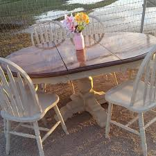 chalk paint farmhouse table best chalk painted farmhouse table and chairs for sale in gilbert