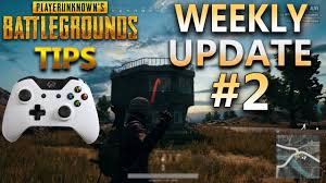 pubg xbox crashing pubg weekly xbox one patch update 2 bug fixes recoil buffs and
