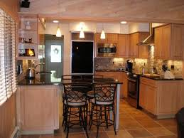 Small Kitchen Remodel Featuring Slate Tile Backsplash by 45 Best Stone Tile Backsplash Suggestions Images On Pinterest