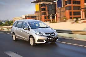 Interior Mobilio Honda Mobilio Cvt Review Gearopen
