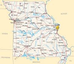 map of missouri missouri map map of missouri