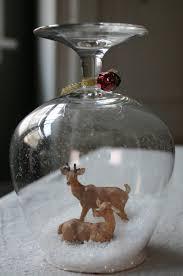 wine glass snow globes goblet snow globe ikea hackers ikea hackers