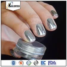 multichrome pigment nail polish mirror nail powder rose gold