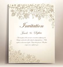 wedding invitations vector royalty free wedding invitation clip vector images