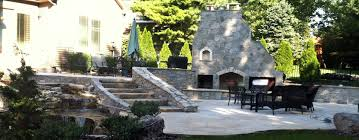 Patio Pond by Amazing Stone And Hardscaping Patio With Water Fall And Koi Pond
