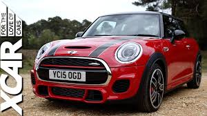 2016 mini cooper s john cooper works review xcar youtube
