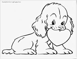 cute dog coloring pages print colorine net 18493 powerballforlife