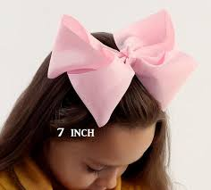 big ribbon big bow jumbo hair bow large hairbow southern style