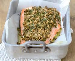 cuisiner filet de saumon saumon en croûte recette gourmand