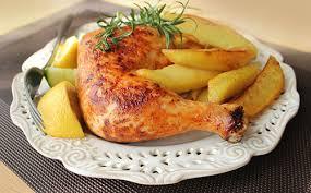 cuisiner cuisse de poulet au four cuisse de poulet au curry au four facile wecook