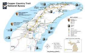 Michigan Trail Maps by Maps