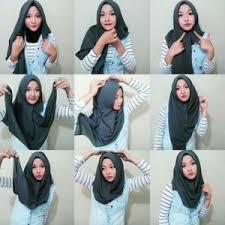 tutorial hijab pashmina untuk anak sekolah 8 tutorial hijab modern simple untuk remaja hijabyuk com