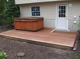 Home Hardware Deck Design Software by Deck How To Build Ground Level Deck Plans For All Your Home And