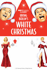 white christmas white christmas returns to theaters fathom events