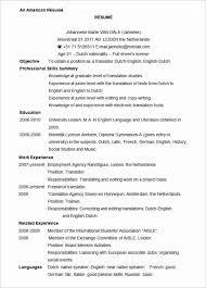 american resume exles 43 luxury image of cv resume exle resume concept ideas