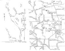 Illinois State Parks Map by Village Of Millstadt Millstadt Illinois