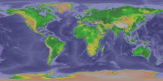 Plate Tectonics Map Earthguide Online Classroom Plate Tectonics