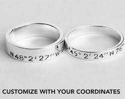 promise ring sets promise ring set etsy
