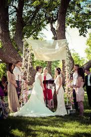 how to make a chuppah 23 creative wedding chuppah ideas we