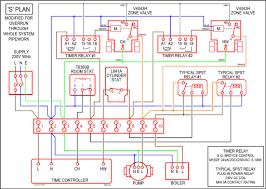wiring diagram underfloor heating wiring diagram s plan system