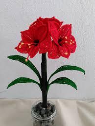 amaryllis flowers ravelry amaryllis flower pattern by leticia lebron