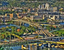 19 small towns in usa pittsburgh bridges we drove across