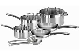 Best Pots And Pans For Glass Cooktop Traditional Cookware Kitchen Cookware Reviews
