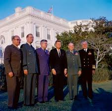 John F Kennedy Cabinet Members Hawks Vs Doves The Joint Chiefs And The Cuban Missile Crisis