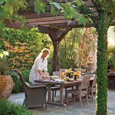 Outdoor Spaces Design - spring home maintenance revive outdoor spaces martha stewart
