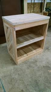 Woodworking Projects Bedside Table by Diy Pallet Nightstand Or Side Table Nightstands Pallets And