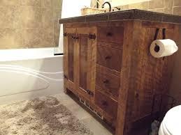 small country bathroom ideas small rustic bathroom vanity ideas vanities exceptional wood bath