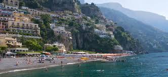 Map Of Positano Italy by Beaches Of Positano The Amalfi Coast